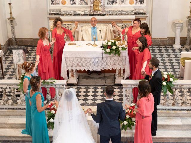 Il matrimonio di Federico e Priscilla a Santa Marinella, Roma 91