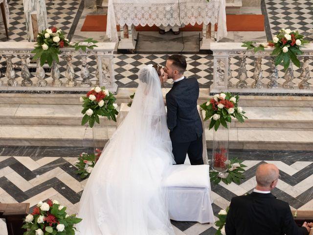 Il matrimonio di Federico e Priscilla a Santa Marinella, Roma 92