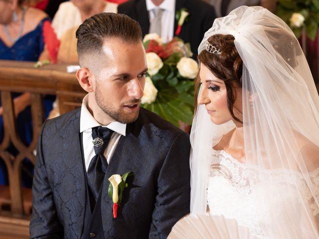 Il matrimonio di Federico e Priscilla a Santa Marinella, Roma 94