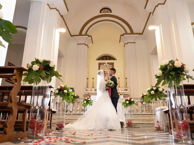 Il matrimonio di Federico e Priscilla a Santa Marinella, Roma 95