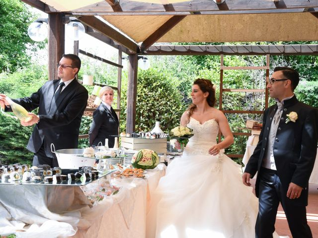 Il matrimonio di David e Roberta a Rieti, Rieti 2