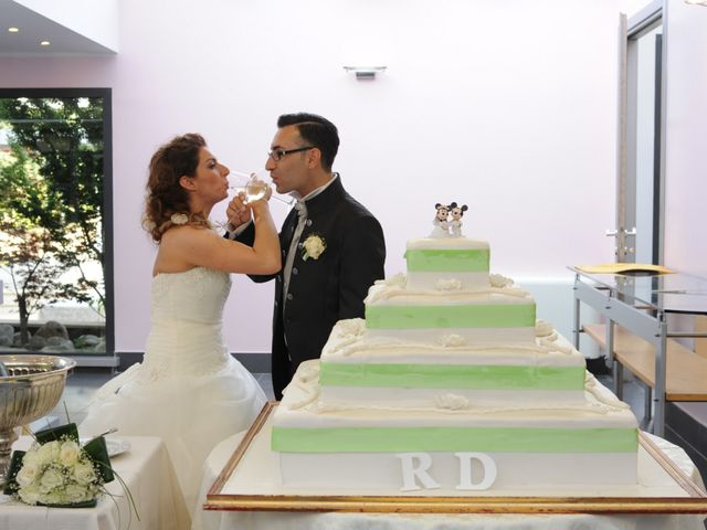 Il matrimonio di David e Roberta a Rieti, Rieti 10