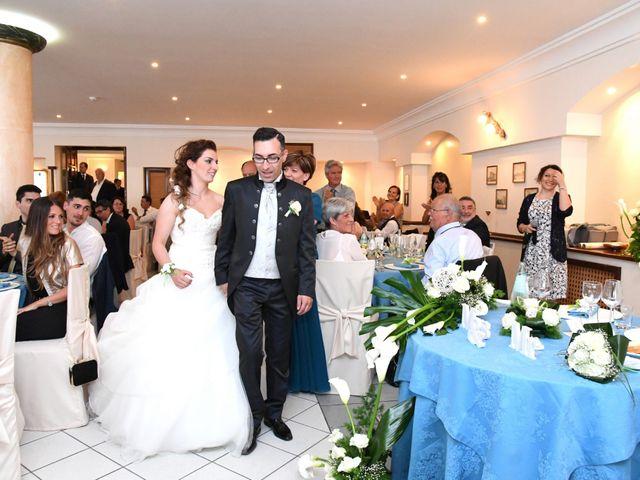 Il matrimonio di David e Roberta a Rieti, Rieti 15
