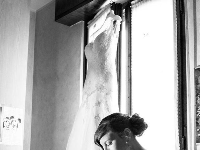 Il matrimonio di Mirko e Elisa a Castiglione delle Stiviere, Mantova 10