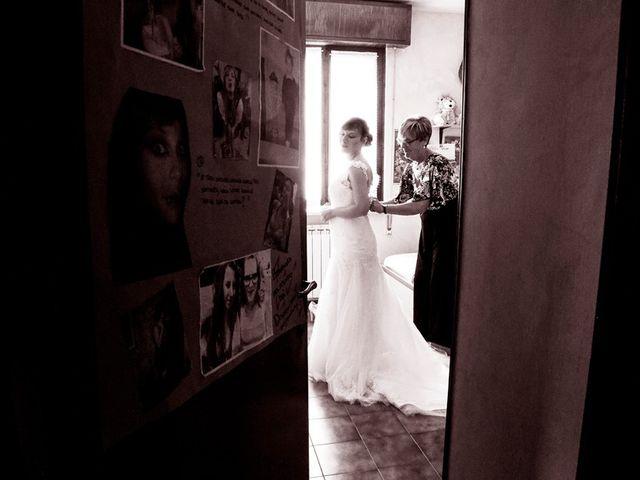 Il matrimonio di Mirko e Elisa a Castiglione delle Stiviere, Mantova 12