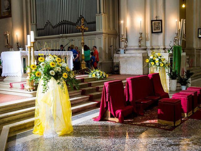 Il matrimonio di Mirko e Elisa a Castiglione delle Stiviere, Mantova 23