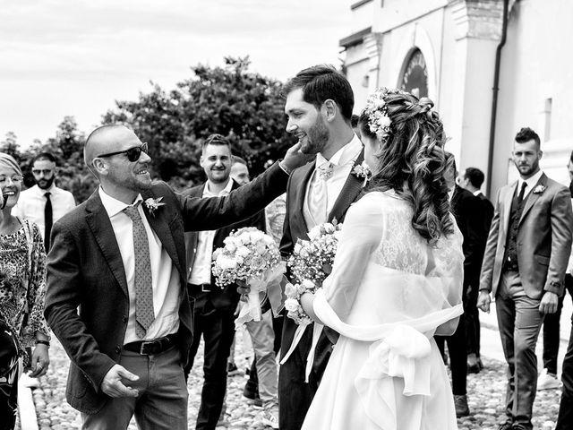 Il matrimonio di Mirko e Elisa a Castiglione delle Stiviere, Mantova 28