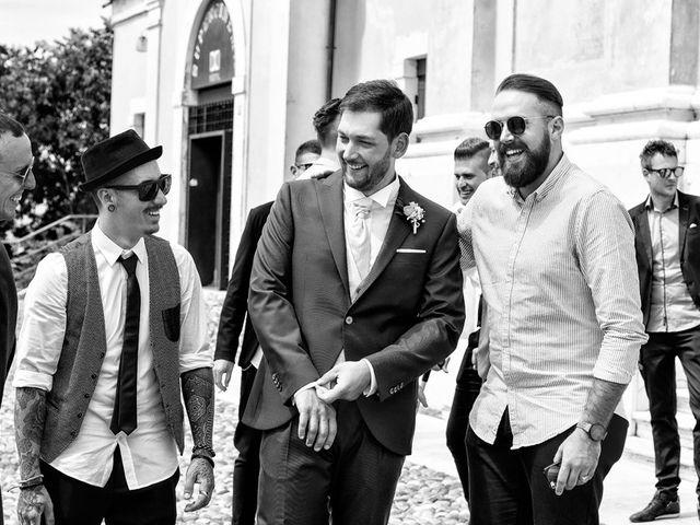 Il matrimonio di Mirko e Elisa a Castiglione delle Stiviere, Mantova 29