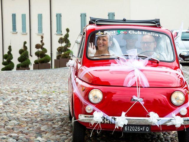 Il matrimonio di Mirko e Elisa a Castiglione delle Stiviere, Mantova 30