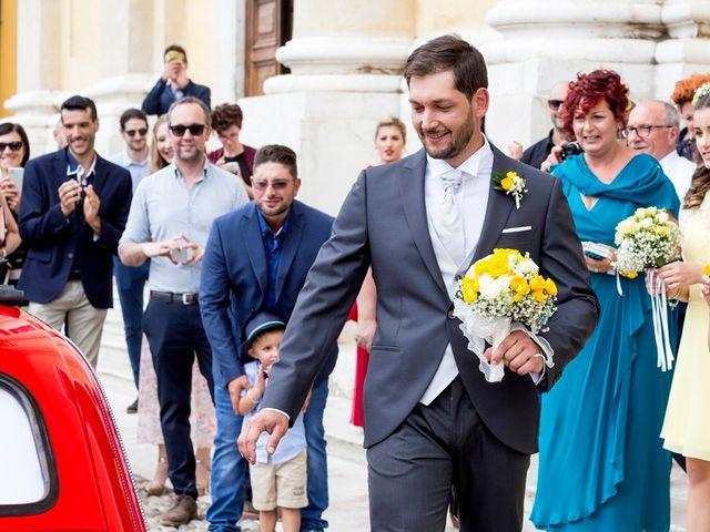 Il matrimonio di Mirko e Elisa a Castiglione delle Stiviere, Mantova 31