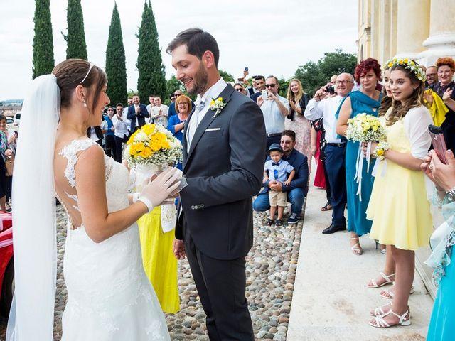 Il matrimonio di Mirko e Elisa a Castiglione delle Stiviere, Mantova 32