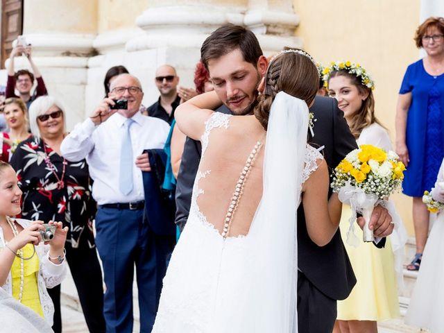 Il matrimonio di Mirko e Elisa a Castiglione delle Stiviere, Mantova 33