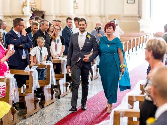Il matrimonio di Mirko e Elisa a Castiglione delle Stiviere, Mantova 34
