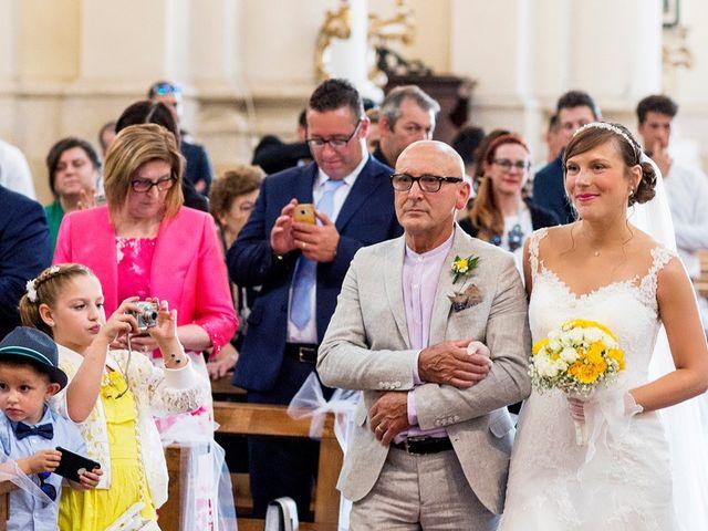 Il matrimonio di Mirko e Elisa a Castiglione delle Stiviere, Mantova 35