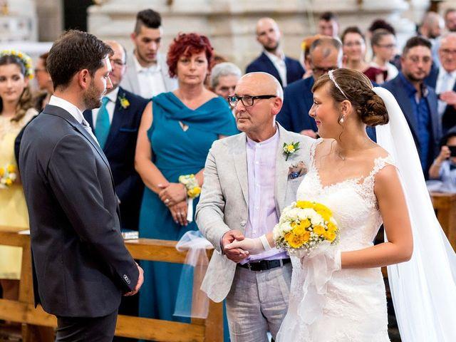 Il matrimonio di Mirko e Elisa a Castiglione delle Stiviere, Mantova 36