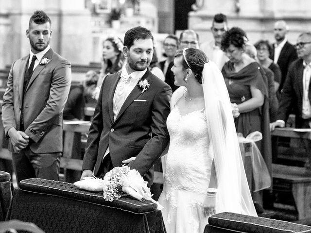 Il matrimonio di Mirko e Elisa a Castiglione delle Stiviere, Mantova 37