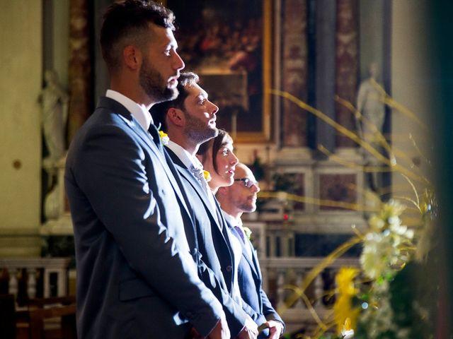 Il matrimonio di Mirko e Elisa a Castiglione delle Stiviere, Mantova 38
