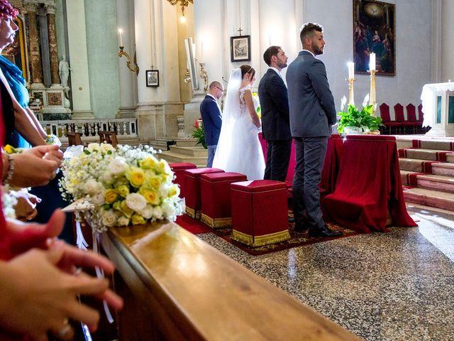 Il matrimonio di Mirko e Elisa a Castiglione delle Stiviere, Mantova 39