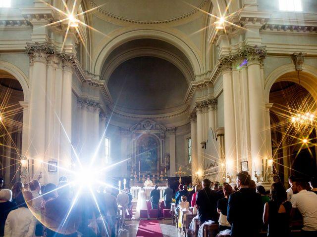 Il matrimonio di Mirko e Elisa a Castiglione delle Stiviere, Mantova 40