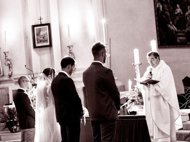 Il matrimonio di Mirko e Elisa a Castiglione delle Stiviere, Mantova 41