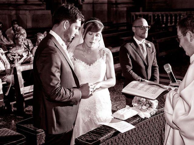 Il matrimonio di Mirko e Elisa a Castiglione delle Stiviere, Mantova 43