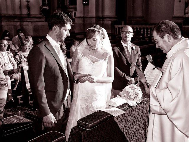 Il matrimonio di Mirko e Elisa a Castiglione delle Stiviere, Mantova 44