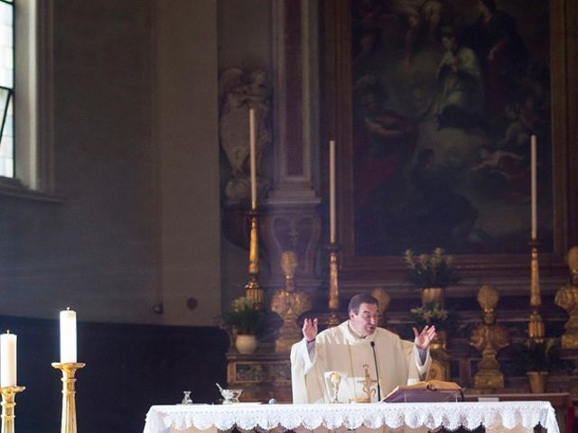 Il matrimonio di Mirko e Elisa a Castiglione delle Stiviere, Mantova 45