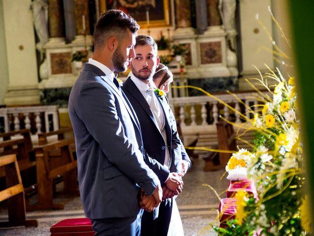 Il matrimonio di Mirko e Elisa a Castiglione delle Stiviere, Mantova 47