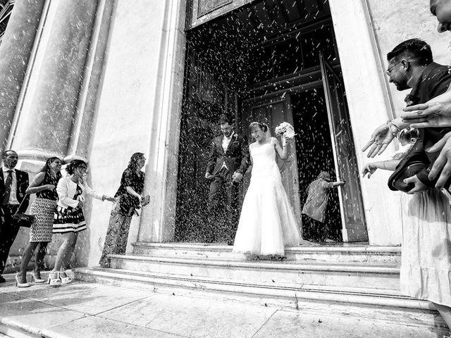 Il matrimonio di Mirko e Elisa a Castiglione delle Stiviere, Mantova 51