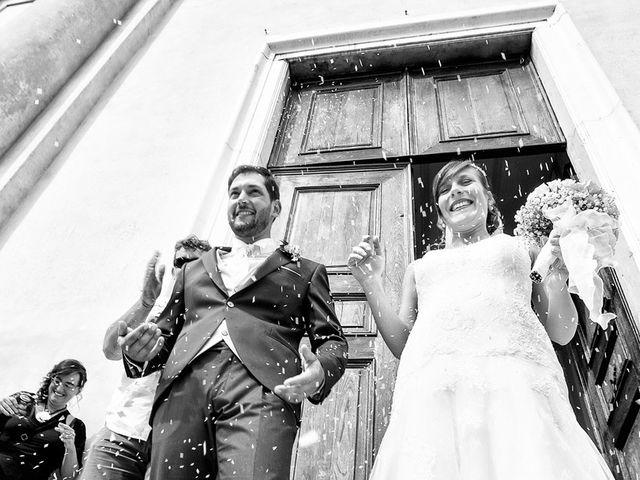 Il matrimonio di Mirko e Elisa a Castiglione delle Stiviere, Mantova 52