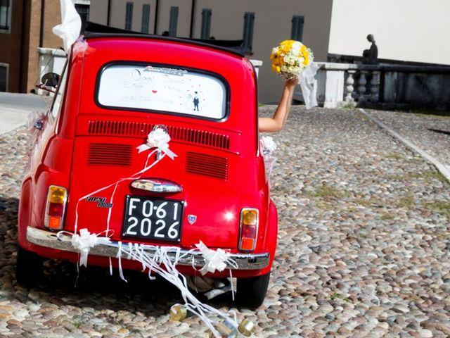 Il matrimonio di Mirko e Elisa a Castiglione delle Stiviere, Mantova 54