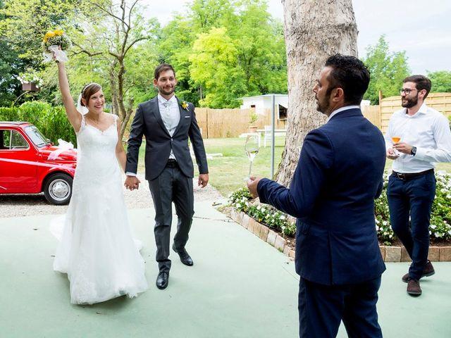 Il matrimonio di Mirko e Elisa a Castiglione delle Stiviere, Mantova 56