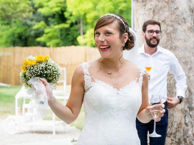 Il matrimonio di Mirko e Elisa a Castiglione delle Stiviere, Mantova 57