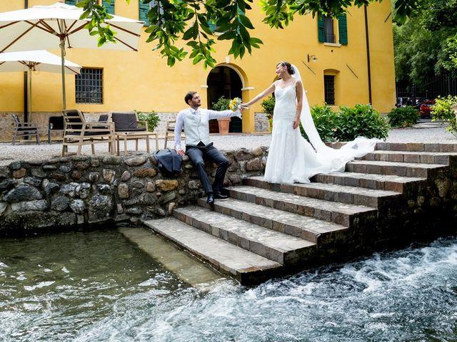 Il matrimonio di Mirko e Elisa a Castiglione delle Stiviere, Mantova 66