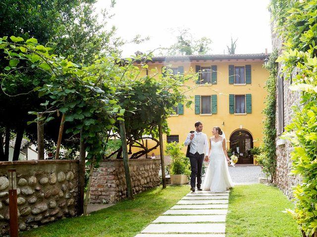 Il matrimonio di Mirko e Elisa a Castiglione delle Stiviere, Mantova 69
