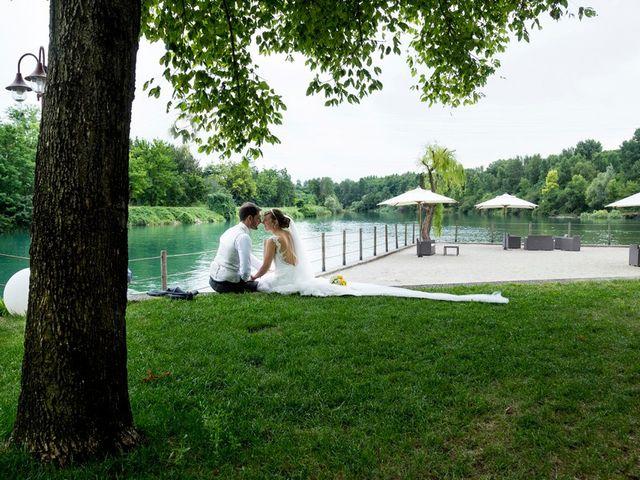 Il matrimonio di Mirko e Elisa a Castiglione delle Stiviere, Mantova 73