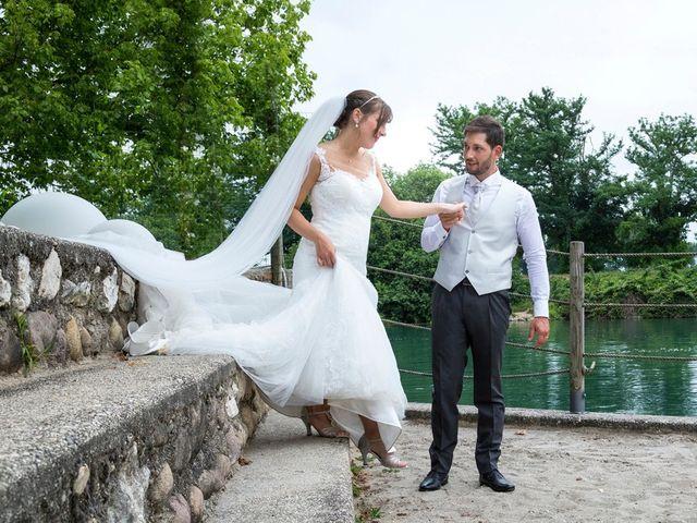 Il matrimonio di Mirko e Elisa a Castiglione delle Stiviere, Mantova 75