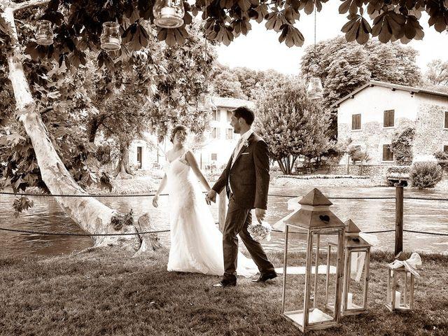 Il matrimonio di Mirko e Elisa a Castiglione delle Stiviere, Mantova 83