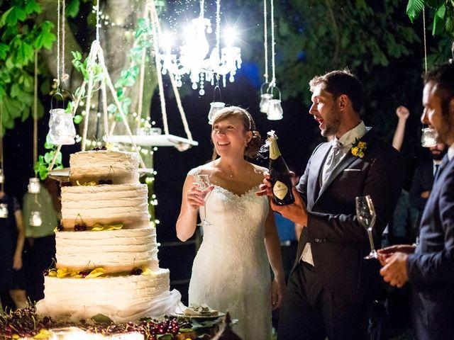 Il matrimonio di Mirko e Elisa a Castiglione delle Stiviere, Mantova 89
