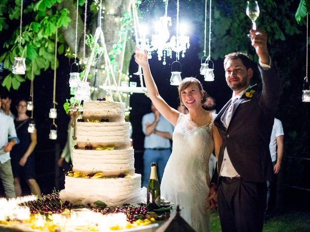 Il matrimonio di Mirko e Elisa a Castiglione delle Stiviere, Mantova 90