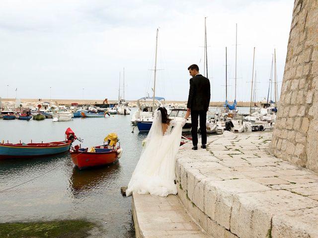 Il matrimonio di Francesco e Arianna a Ruvo di Puglia, Bari 44