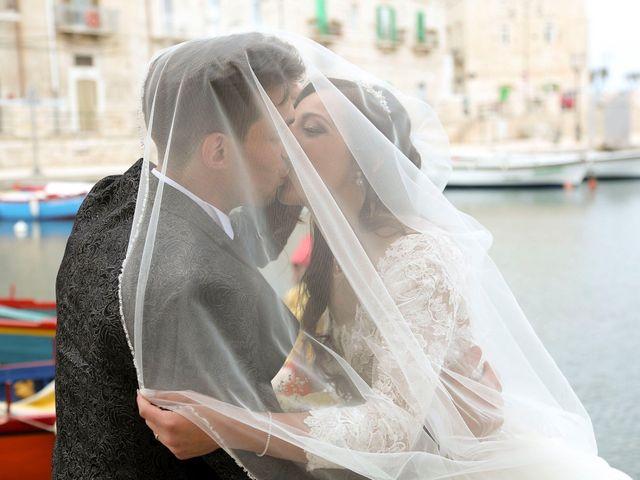 Il matrimonio di Francesco e Arianna a Ruvo di Puglia, Bari 45