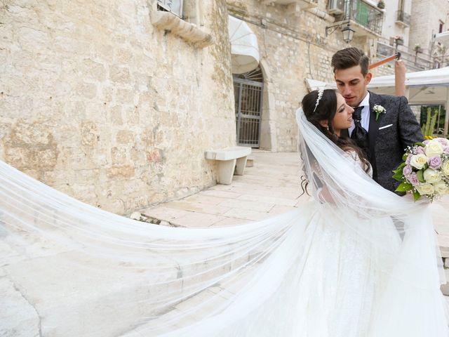 Il matrimonio di Francesco e Arianna a Ruvo di Puglia, Bari 48