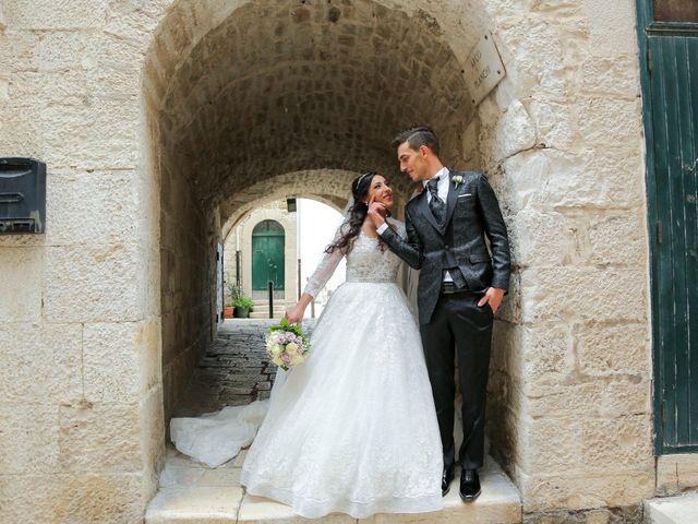 Il matrimonio di Francesco e Arianna a Ruvo di Puglia, Bari 50