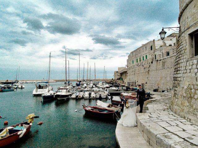 Il matrimonio di Francesco e Arianna a Ruvo di Puglia, Bari 59