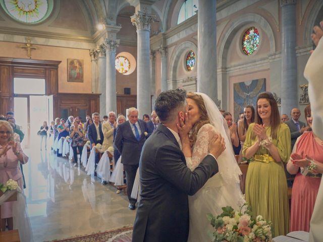 Il matrimonio di Alberto e Manuela a Vanzago, Milano 32