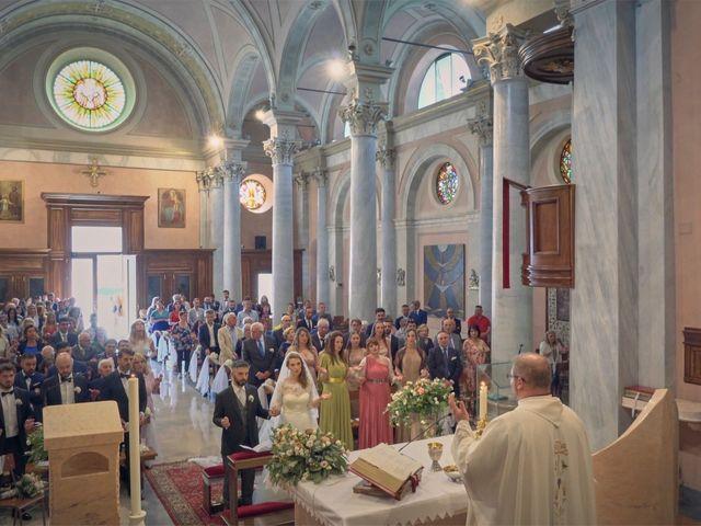 Il matrimonio di Alberto e Manuela a Vanzago, Milano 34