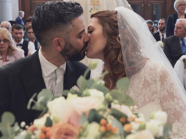 Il matrimonio di Alberto e Manuela a Vanzago, Milano 35