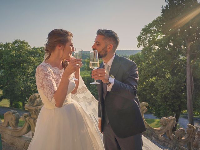 Il matrimonio di Alberto e Manuela a Vanzago, Milano 47