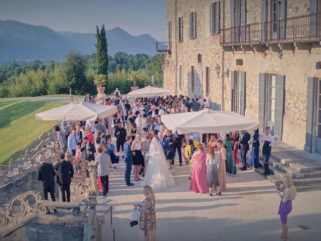 Il matrimonio di Alberto e Manuela a Vanzago, Milano 49